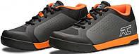 Вело обувь Ride Concepts Powerline Men's [Charcoal/Orange], 9.5, фото 1