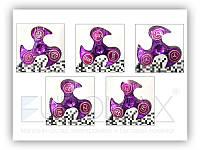 Спиннер для детей Adelia 3006 с лого авто, металлический, микс цветов, спиннеры, игрушка антистресс