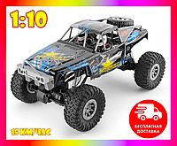 Детская машинка полноприводный Краулер на радиоуправлении 1:10 WLTOYS 104310 4WD Джип Багги вездеход
