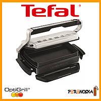 Электрический гриль Tefal OptiGrill+ XL GC724 + Аксессуар для приготовления закусок и выпечки Snacking & Bakin