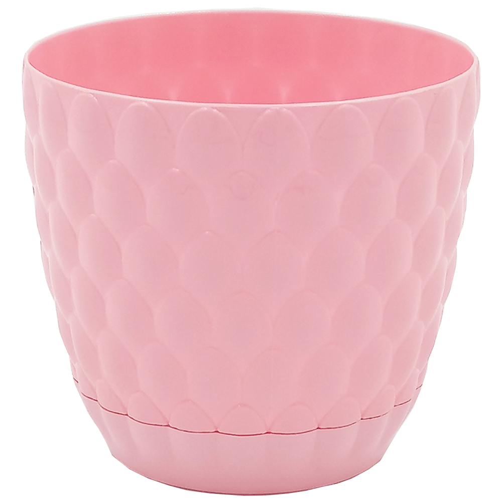 Горшок для цветов Pinecone 0,75 л розовый