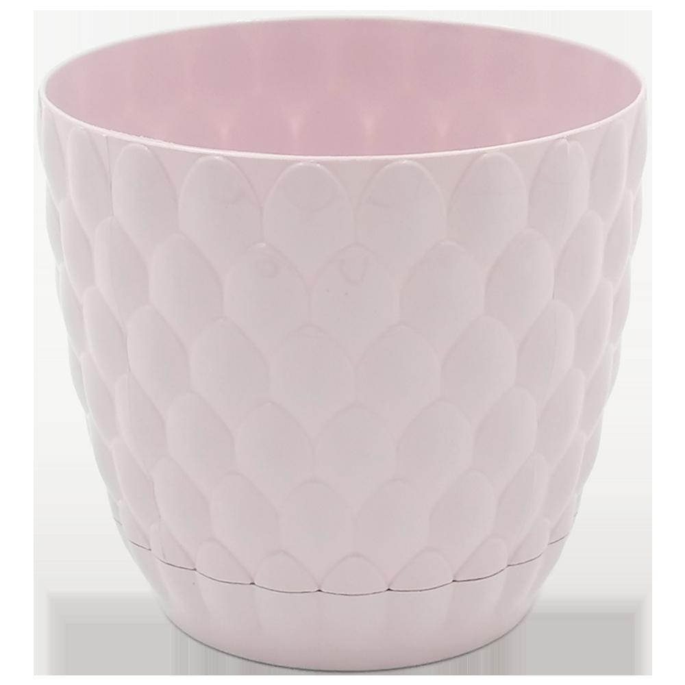 Горшок для цветов Pinecone 0,75 л светло-розовый