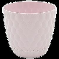 Горшок для цветов Pinecone 0,75 л светло-розовый, фото 1