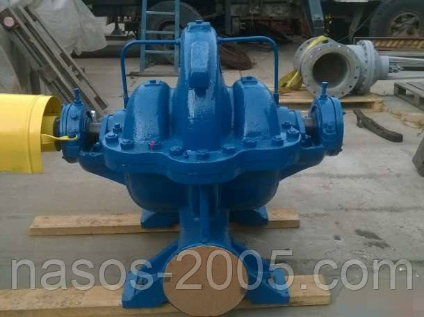 Насос 1Д 315-71а динамический, двухстороннего входа, центробежный, горизонтальный, одноступенчатый для воды.
