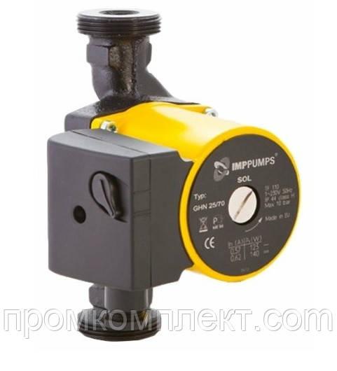 Циркуляційний насос IMP Pumps GHN SOL 25/60-180