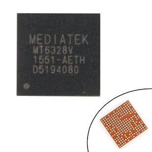 Чип MT6328V, контроллер питания Acer Digma Doogee Lenovo LG Meizu Sony ZTE