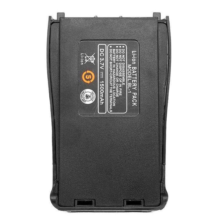 Аккумуляторная батарея для рации Baofeng BF-888S, Акумулятор для Baofeng 888