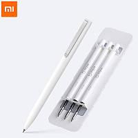 Ручка Xiaomi + стержни 3 шт Mijia Mi Pen в упаковке оригинальная