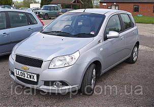 Ветровое Стекло Chevrolet Aveo 2006-2012 XYG