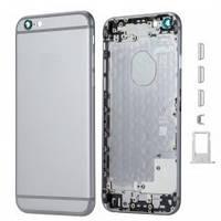 Корпус iPhone 6 (копия Iphone 6s) Grey AAA