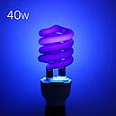 Лампа ультрафиолетовая энергосберегающая E27 220В 40Вт, 102471, фото 4