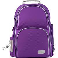 Школьный ортопедический рюкзак kite k19-702m-2 education smart фиолетовый