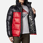 Зимняя куртка Columbia Pike Lake™ Hooded Jacket, фото 3