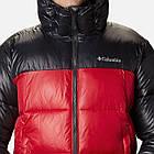 Зимняя куртка Columbia Pike Lake™ Hooded Jacket, фото 4