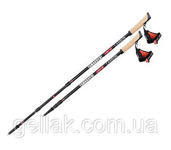 Палки для скандинавской ходьбы YAMAGUCHI Ultra Carbon (3 секции)