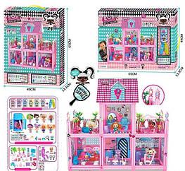 Іграшковий будиночок для ляльки ЛОЛ 8369 LOL SURPRISE