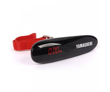 Електронні дорожні ваги YAMAGUCHI Digital Scale Luggage