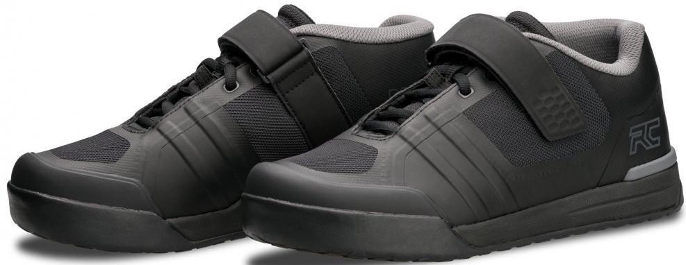 Вело обувь Ride Concepts Transition Men's - CLIPLESS [Black/Charcoal], 11