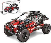 Детский конструктор пластмассовый Sembo Block Квадроцикл ATV - по типу Lego