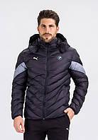 Мужская куртка Puma Bmw Mms Mcs Ecolite Down Jacket(Артикул:59798901)