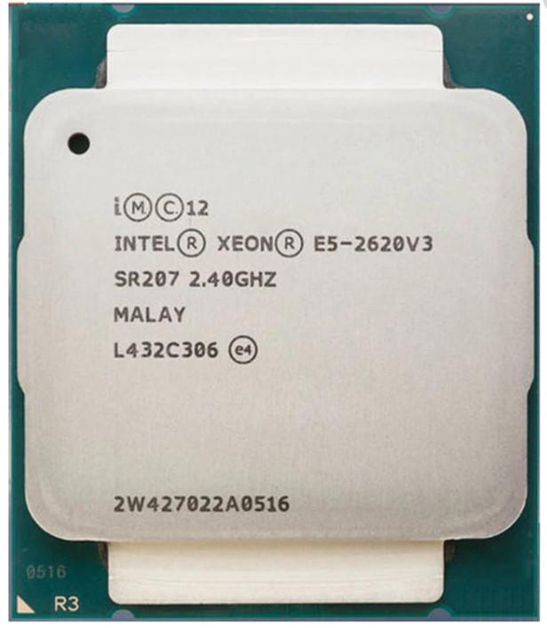 Процесор Intel® Xeon® E5-2620 v3 LGA2011 up to 3.20 GHz,(6 ядер /12 потоків)