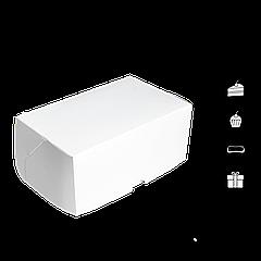 Коробка для торта КТ 0200белая 177х118х78мм