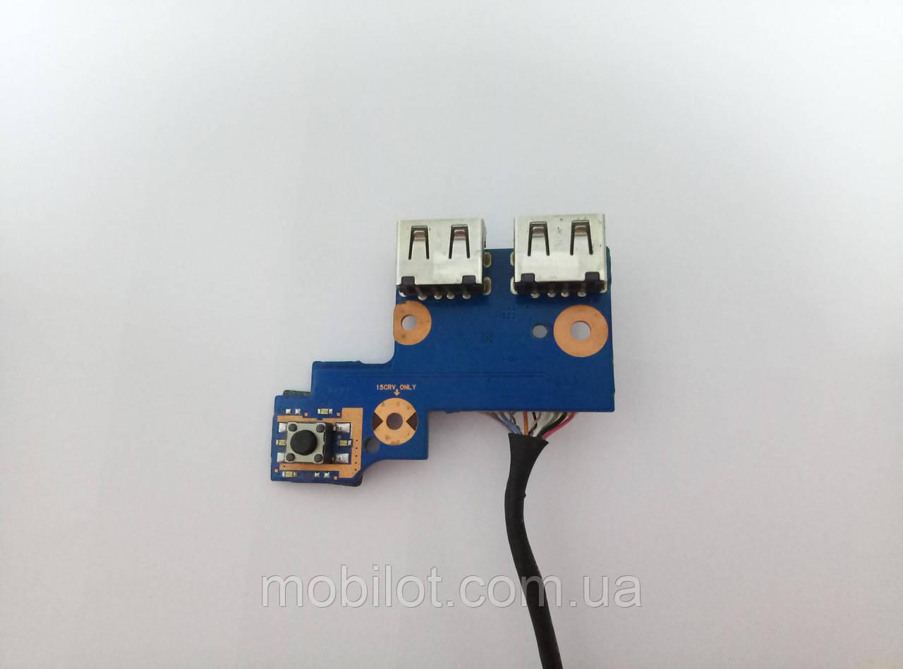 Кнопка включения Samsung NP300E5C (NZ-13593) 3
