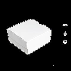 Коробка для сушиСУ 0400белая 100х100х50мм