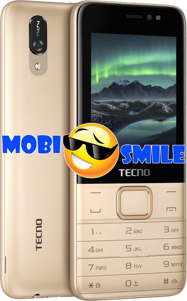 Мобильный телефон Tecno T474 Champagne Gold Гарантия 12 месяцев