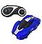 Антигравитационная машинка Climber CAR MX-01 синяя | радиоуправляемая машинка с пультом ДУ ездит по стенам, фото 6