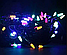 Гирлянда зерно 200LED 15м Микс (RD-7166), Новогодняя бахрама, Светодиодная гирлянда, Уличная гирлянда, фото 8