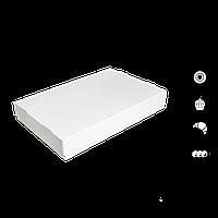 Коробка для суши СУ 0200 (6-8 ролл) белая 200*300*50мм 25шт/уп, фото 1