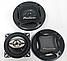 Автоакустика TS-A1072 E (10'', 3-х полос., 140Вт)   автомобильная акустика   динамики   автомобильные колонки, фото 6