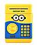 """Копилка электронная сейф """"Minion"""", банкомат для денег с пин-кодом   детский электросейф с кодовым замком, фото 10"""