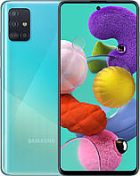 Смартфон Samsung SM-A515F Galaxy A51 DS 4/64Gb Prism Blue Crush