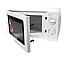 Микроволновая печь GRUNHELM 20MX701-W белая | микроволновка | СВЧ печь, фото 4