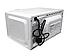 Микроволновая печь GRUNHELM 20MX701-W белая | микроволновка | СВЧ печь, фото 6