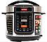 Мультиварка ROTEX REPC76-B 5л | пароварка | скороварка | рисоварка, фото 2