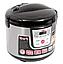 Мультиварка ROTEX RMC503-B 5л | пароварка | скороварка | рисоварка, фото 3