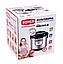 Мультиварка ROTEX RMC503-B 5л | пароварка | скороварка | рисоварка, фото 5
