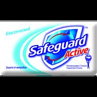 "Мило ""Safeguard"" 90г Класичне/-672/"