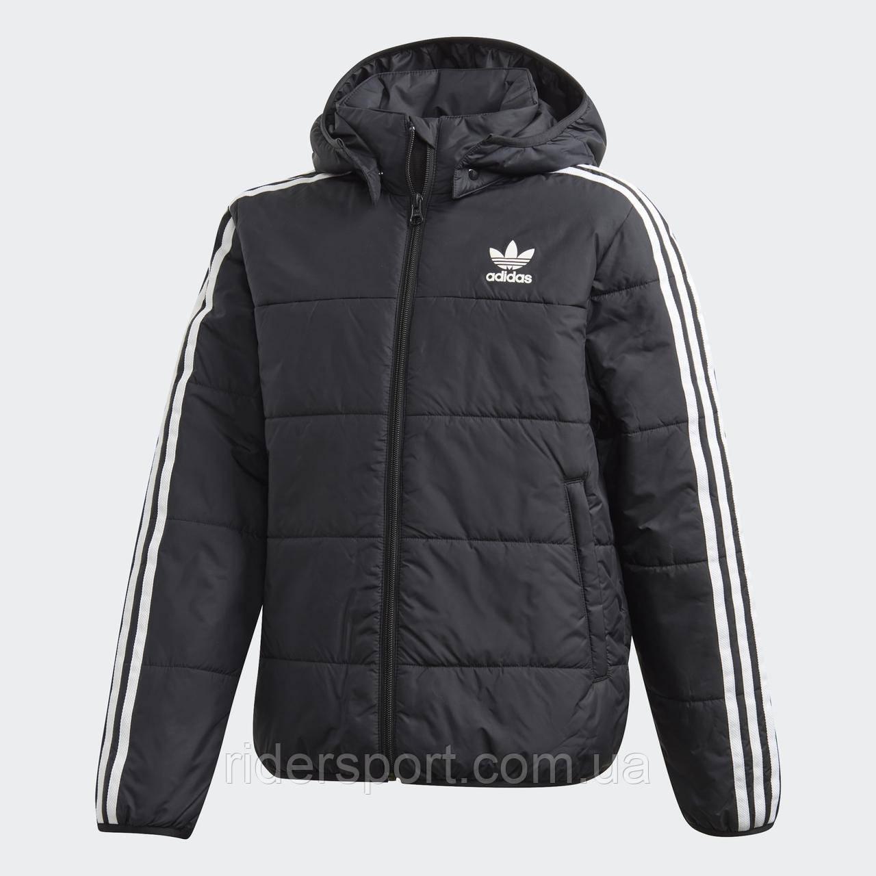 Подростковая курточка КУРТКА ADIDAS 3-STRIPES INSULATED