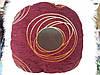 Чехлы на табуретки упаковка 4шт + поролон 33х33 №35