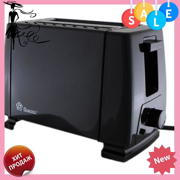 Тостер DOMOTEC MS-3230 | тостерница бутербродница