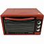Духовка ASEL AF-0723 50-23 настольная красная   Электрическая духовая печь, фото 2