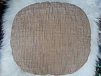 Чехлы на табуретки упаковка 4шт + поролон 33х33 №36