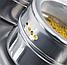 Набор баночек для специй и приправ на магнитной подставке Benson BN-188 (3 шт) | спецовник Бенсон | солонка, фото 2