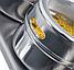 Набор баночек для специй и приправ на магнитной подставке Benson BN-188 (3 шт) | спецовник Бенсон | солонка, фото 4