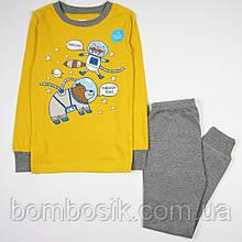 "Пижама Картерс для мальчика ""Енот"" 104"