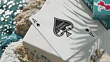 Карты игральные   Cherry Casino (Tropicana Teal), фото 3